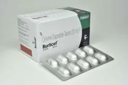 Cefixime 200mg  Dispersible Tablets