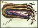 Multi Coloured T-End Auto Lock Rope Handles