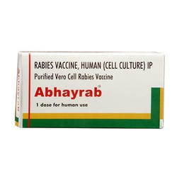 Purified Vero Cell Rabies Vaccine