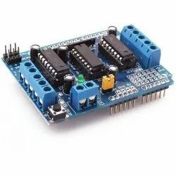 L293D Motor Driver Shield for Arduino