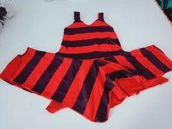 Casual Wear Kids Dress baby cotton frocks