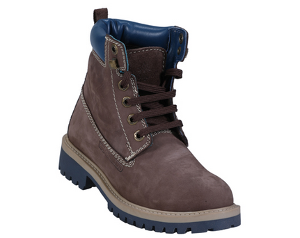 Woodland Brown Boots LT 1689115, Rs