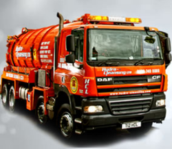 Vacuum Tank Cleaning Service
