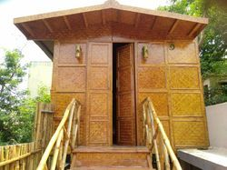 Bamboo House Construction Cost Kolkata