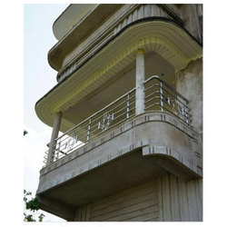Stainless Steel Balcony Railing