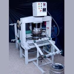 Fully Automatic Paper Thali Nasta Dish and Paper Dona Making Plant
