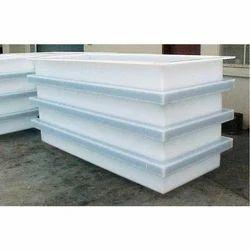 FRP White Plating Tanks