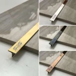 V-Groove Cutting SS T Profiles