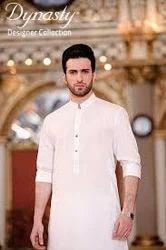 Cotton Wedding Wear Designer Kurta Pajama