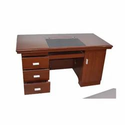 Wooden Rectangular Modern Office Table