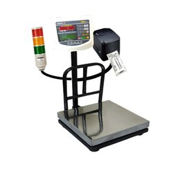 Barcode Label & Receipt Label Printing Scale