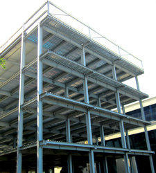 Pre Engineered Steel Building Service