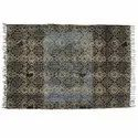 Handmade Faded Print Cotton Rug