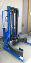 Beeco Mild Steel Paper Roll Stacker, For Material Handling