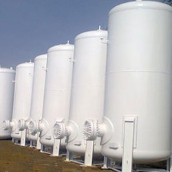 Nitrogen Storage Tanks
