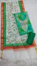 Kota Silk Gota Patti Work Suit