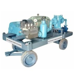 High Pressure Hydro Jetting Pump Machine