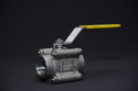 Ms Ball Valves, Size: 15 To 200 Mm