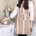 Kitchen Apron, Glove, and Potholder Set