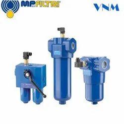 MP Filtri High Pressure Filters