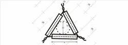 Triangle on Nichrome Wire