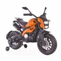 Kids 12V Battery Operated Toyhouse RMF Himalayan Bike