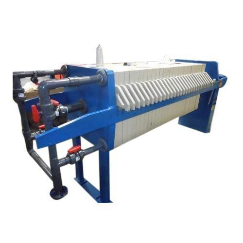 High Pressure Recessed Chamber Filter Press