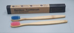 BT001 Bamboo Toothbrush