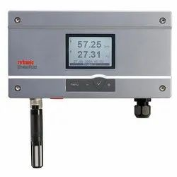Rotronic HYGROFLEX4 HF4 Universal Transmitter For Wall & Duct