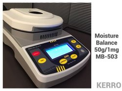 Halogen Moisture Analyzer/Balance