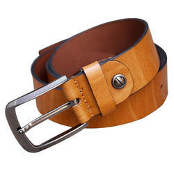 Fabbro Male Leather Belt