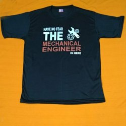 Printed College Event T-Shirt