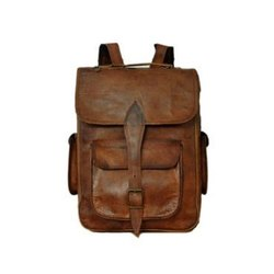 BPC03 - Leather Backpack
