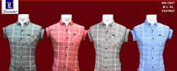 Cotton Printed Men's Causal Wear Shirts, Size: M L Xl
