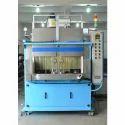 Semi Automatic Rotary Indexing Washing Machine, 2-3 Hp
