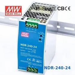 240W Single Output Industrial Dinrail Power Supply