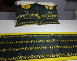 Customized Bed Runners and Cushion Covers