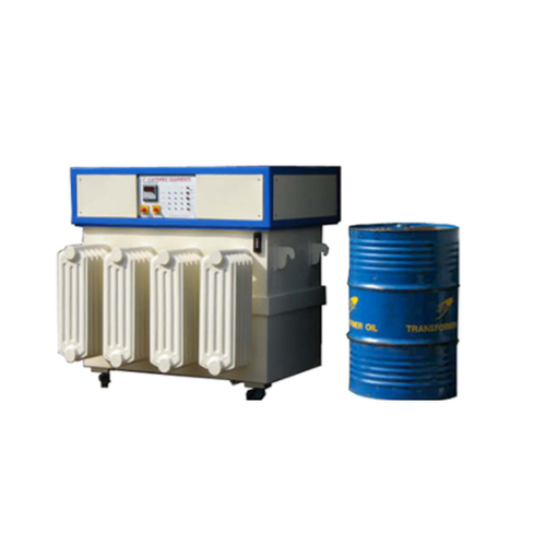 Power Transformers - Distribution Transformer Manufacturer from Noida