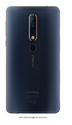 Nokia 6.1 2018 4GB   64GB, Blue-Gold