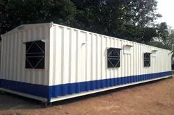 Portable FRP Rooms