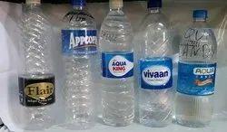 PET Shrink Sleeves For Mineral Bottles