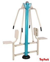 SEATER CHEST PRESS (DOUBLE) (OF 507)