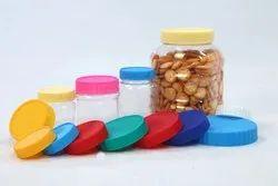 Plastic Riva Jar Cap