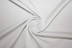100% Polyester Malai Knit Fabrics 160 GSM