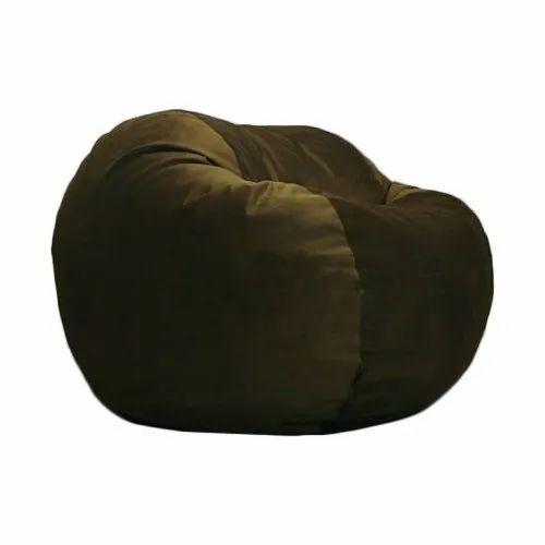 Peachy Xxxl Leather Bean Bag Pabps2019 Chair Design Images Pabps2019Com