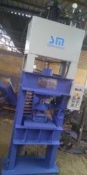 Model SM01 Pressing Type Paver Block Machine