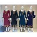 Ladies Stylish Embroidered Kurti
