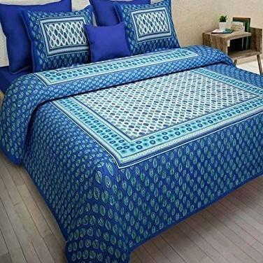 Double Bed Sheet (90