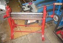 Hand Operated Bending Roller