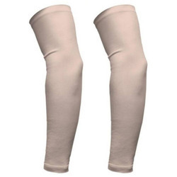 Arm Sleeves Beige
